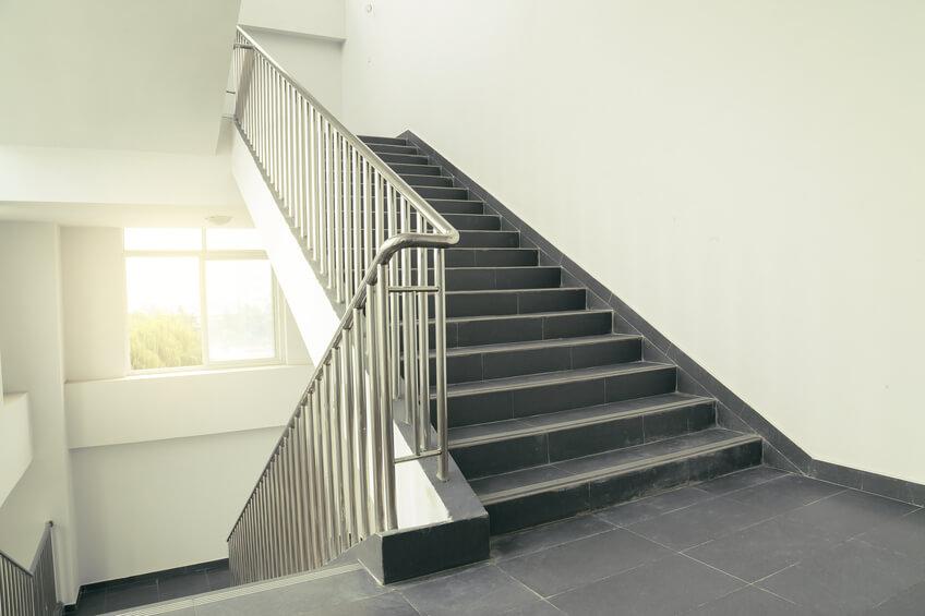 ventilacion escaleras