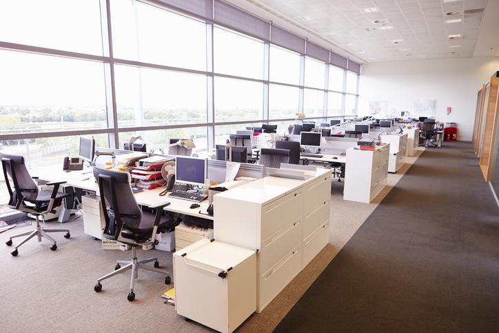ventilacion oficinas co2