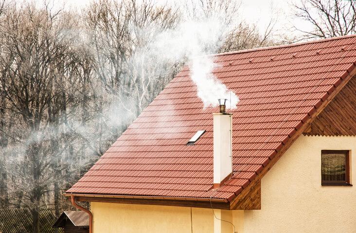 salida de humos normativa