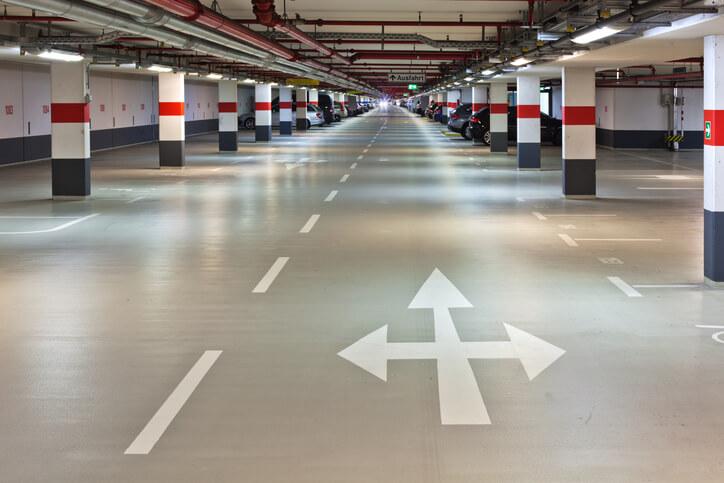 sistemas de ventilación en aparcamientos