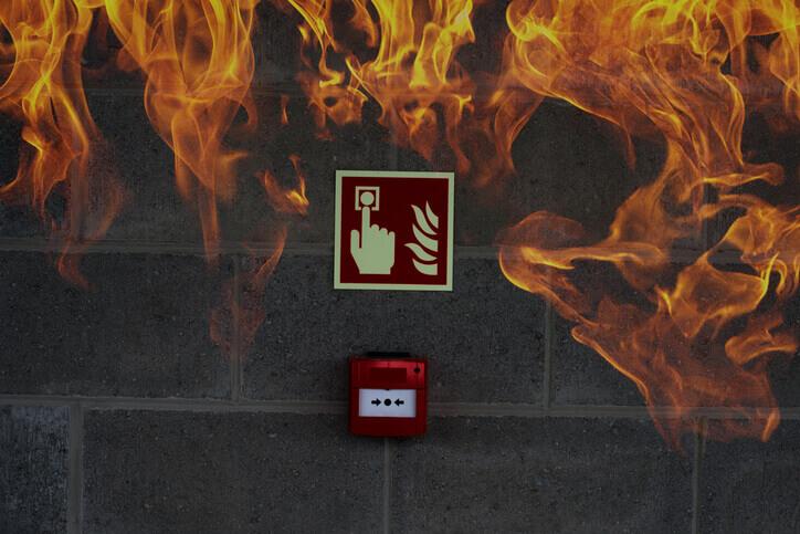 Detector de humo y de incendio