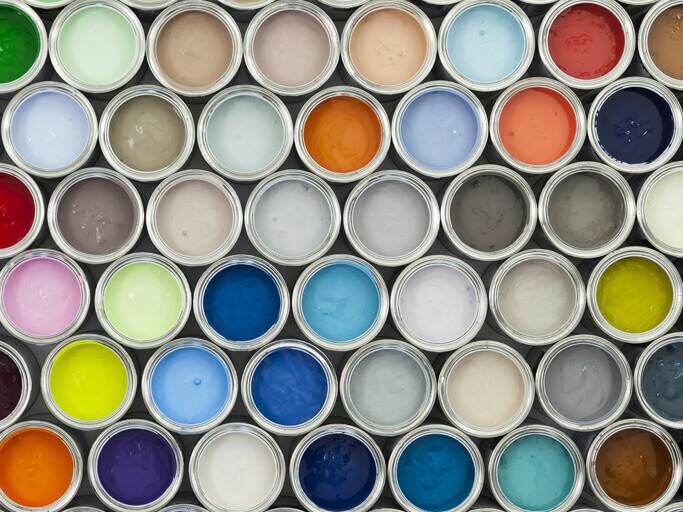 Ventilación en cabina de pintura