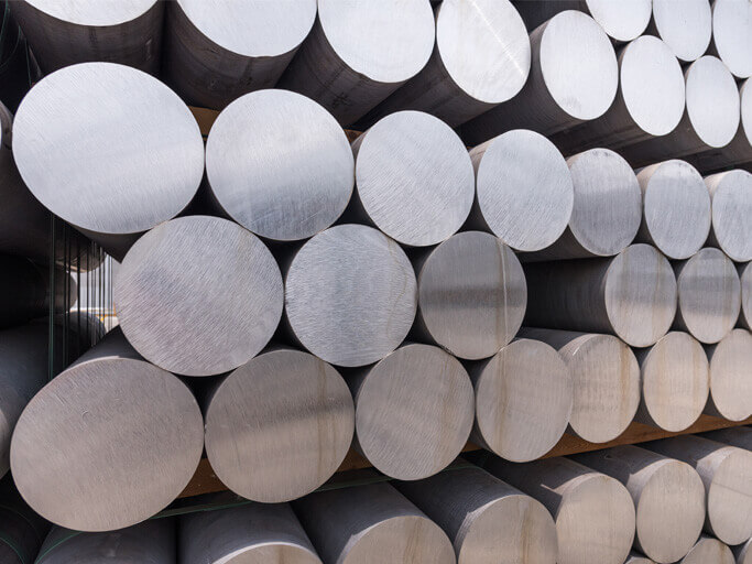 Ventilación fábrica extrusión de aluminio