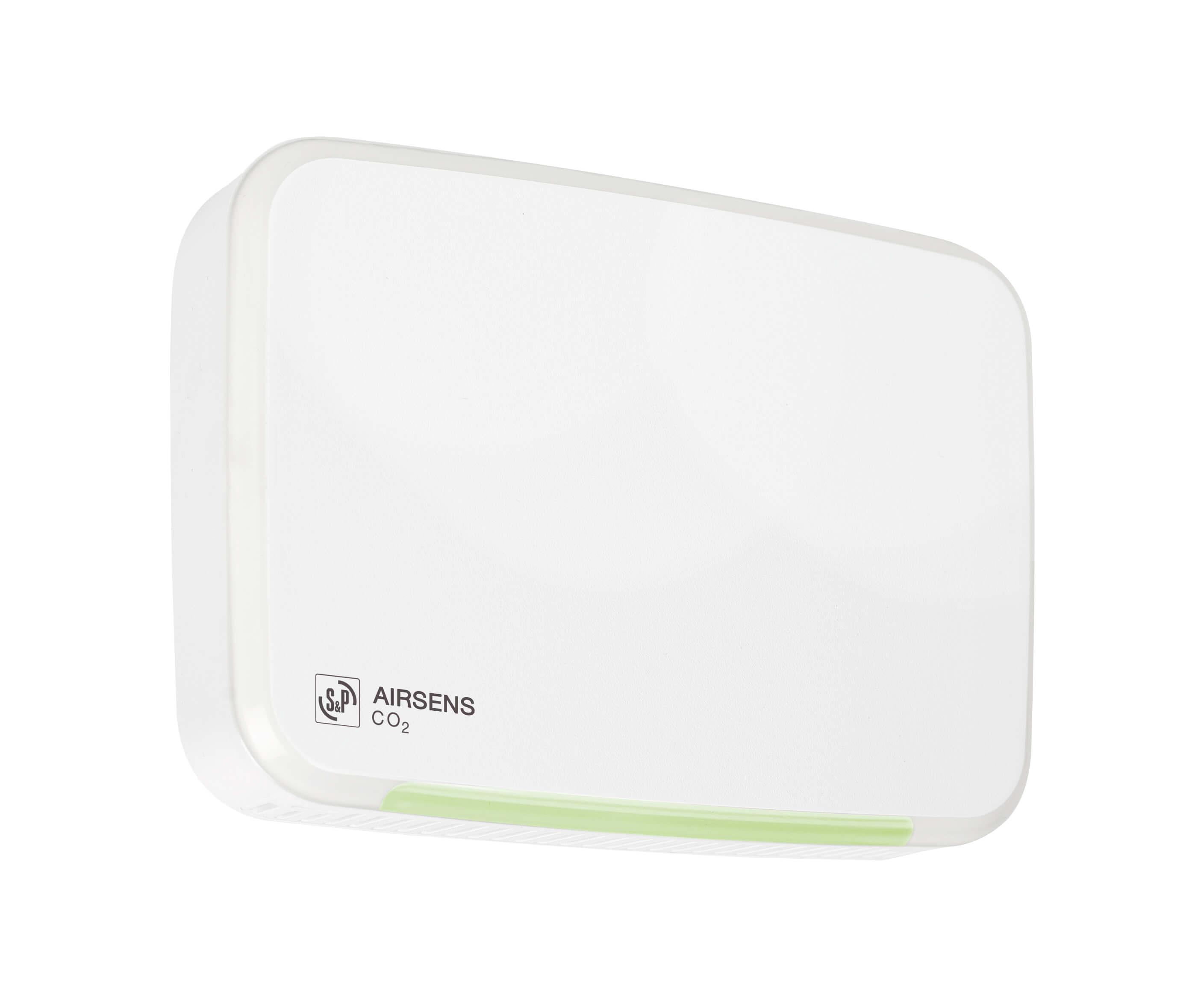 AIRSENS light, la sonda de calidad del aire de S&P