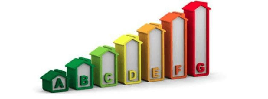 Clasificación energética en los edificios