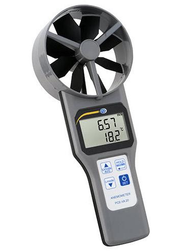 Anemómetro PCE-VA