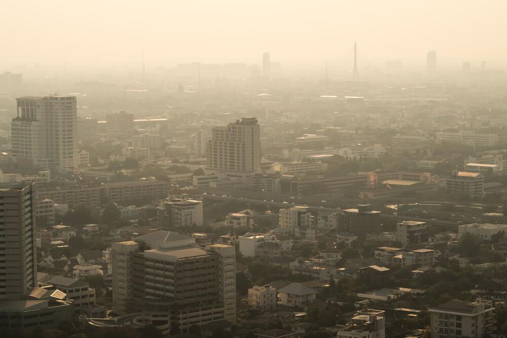 Inhalación e intoxicación por humo