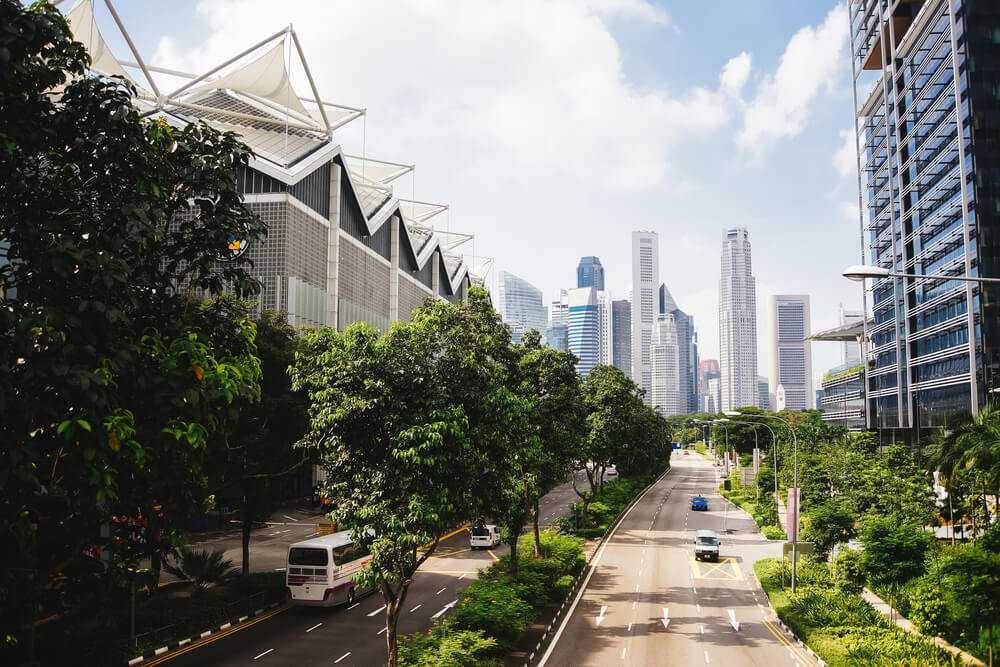 Ciudades verdes contra la contaminación y el cambio climático | S&P