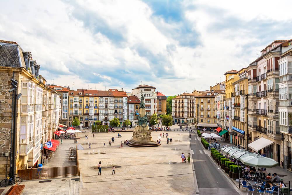 Vitoria ciudad verde