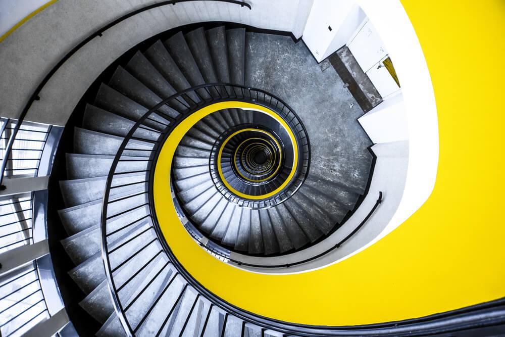 ventilación en zonas comunes y escaleras