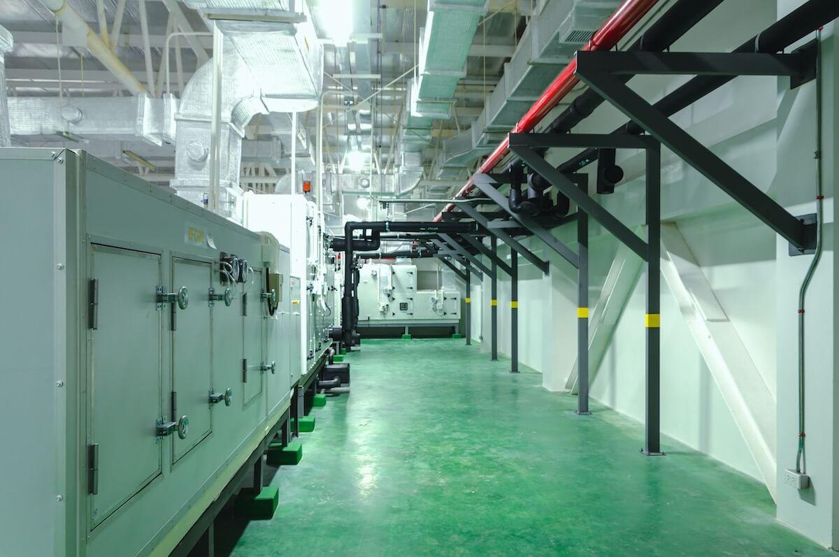 Unidad de tratamiento de aire (UTA)