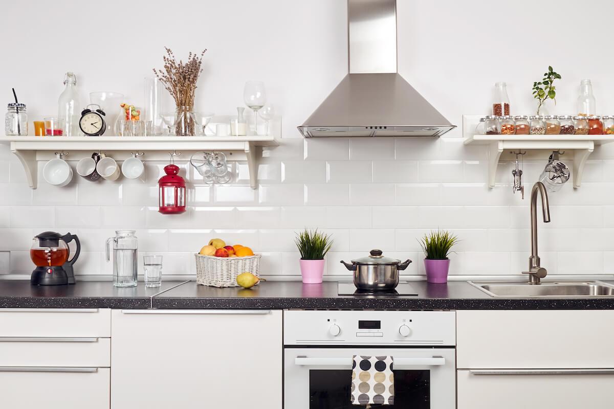 Campanas de cocina domésticas: tipos y diseños | S&P
