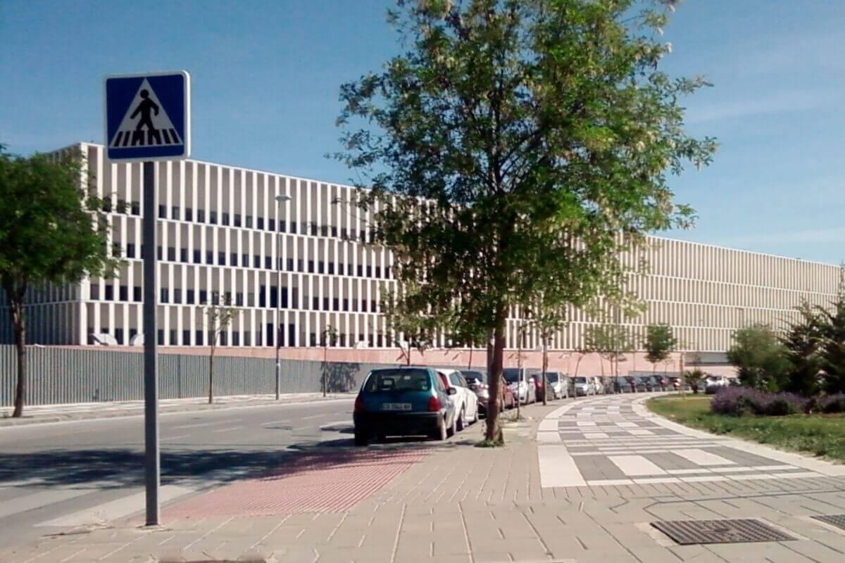 Ciudad de la Justicia de Málaga