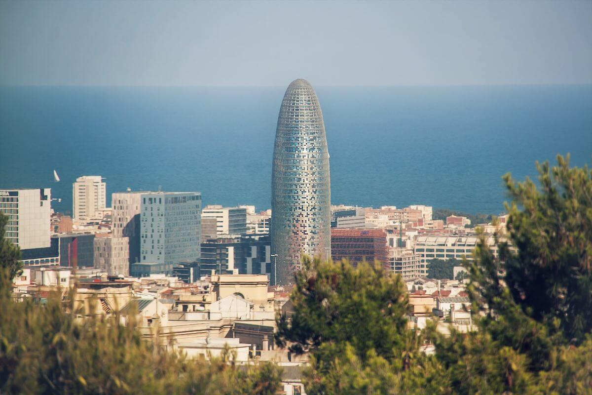 Torre Agbar de Barcelona