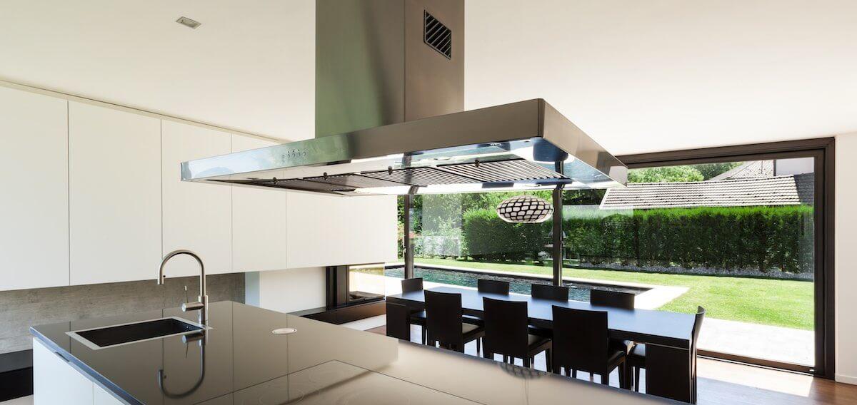 Extractor de aire para la cocina: cómo elegir el más adecuado | S&P