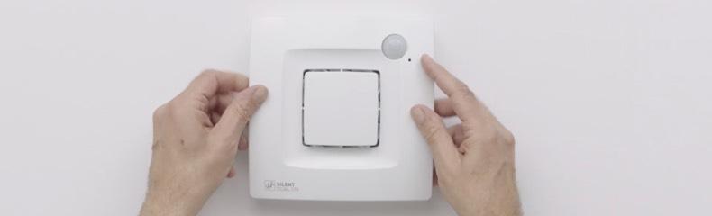 extractores de baño inteligentes